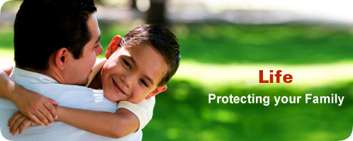 Life Insurance from Insurance Suffolk image. Protecting your family